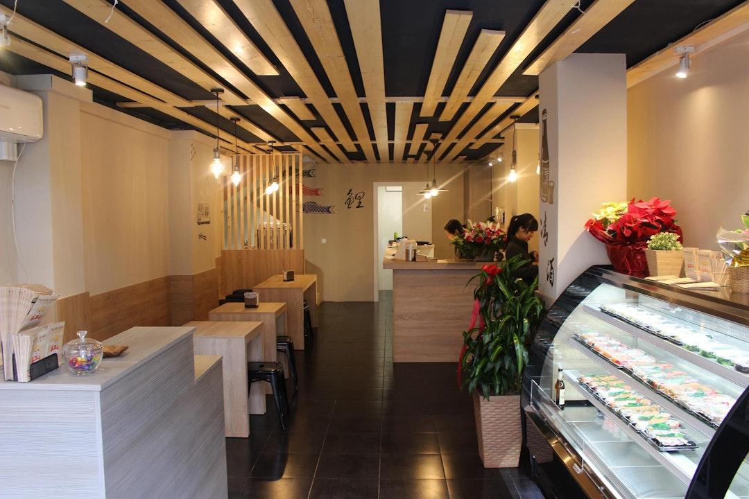 Super Hachiko Sushi Home Interior And Landscaping Pimpapssignezvosmurscom