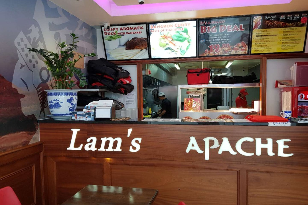 Lam's Asian Cuisine App
